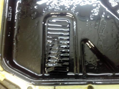 ремонт DSG Audi Q5 Выработка 2