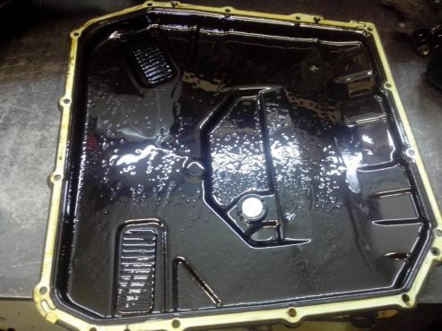 ремонт DSG Audi Q5 Выработка
