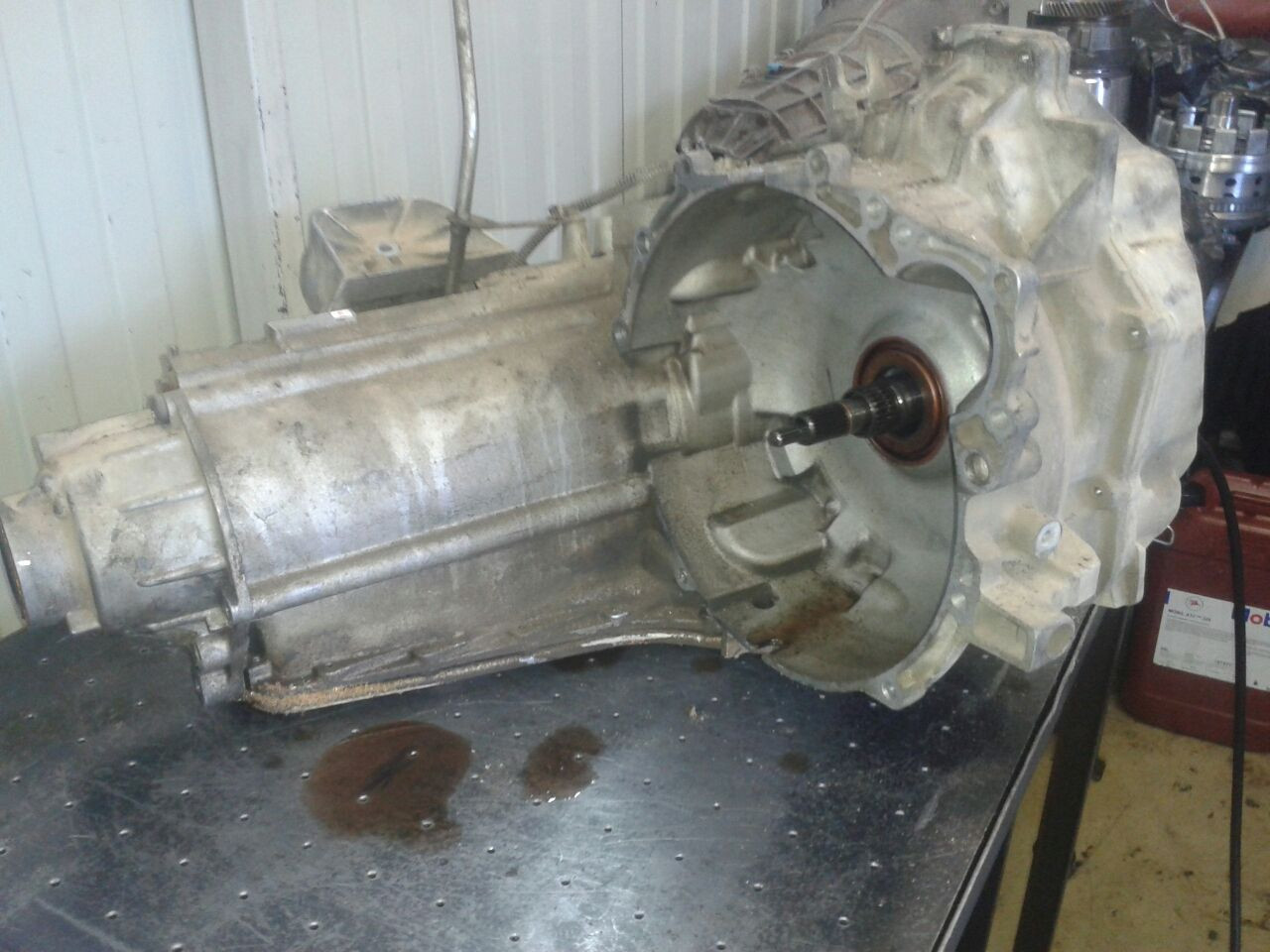 Ремонт АКПП Volvo XC90
