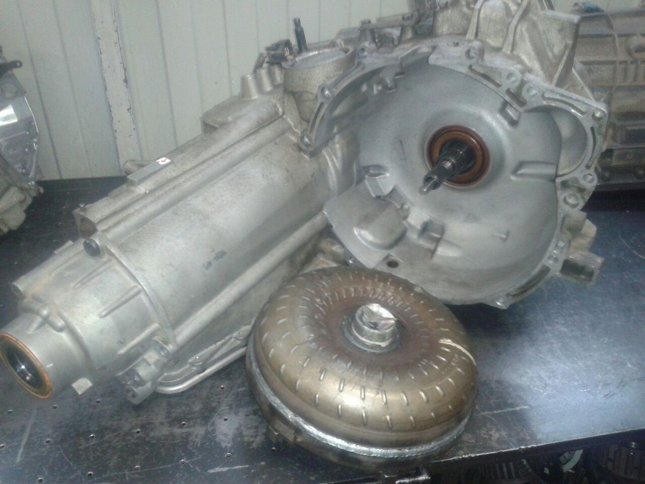 Ремонт гидротрансформатора 4T65E Volvo XC90