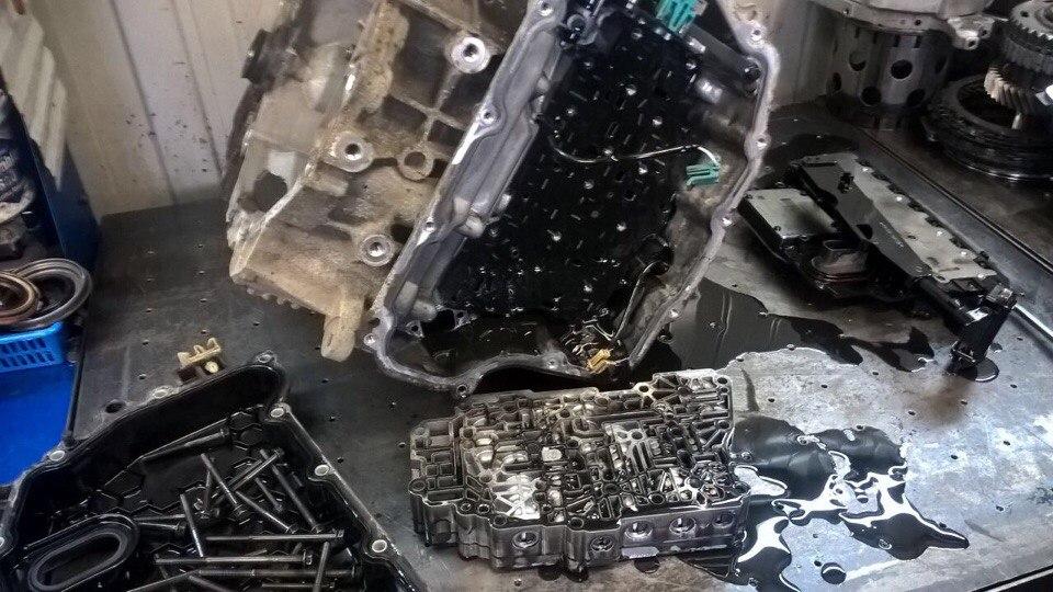 ремонт акп 6Т30 и 6Т40