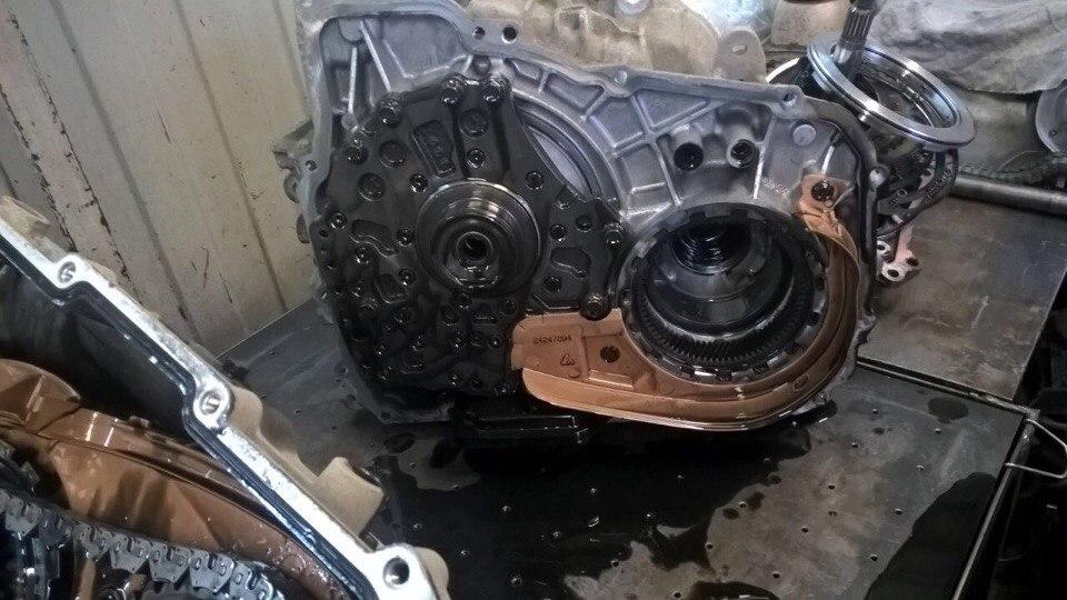 ремонт акп 6Т30